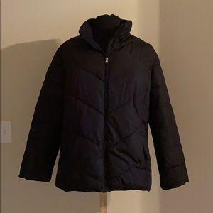 Women's warm puffer coat!